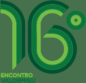 logotipo 16º Encontro da rede Valor Pneu no Luso